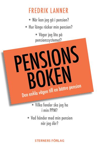 Pensionsboken